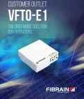 New VFTO-E1 customer outlet