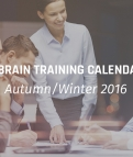 Training Calendar - Autumn/ Winter 2016