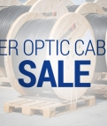 Fiber optic cables SALE!