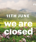 FIBRAIN is closed on June 11th